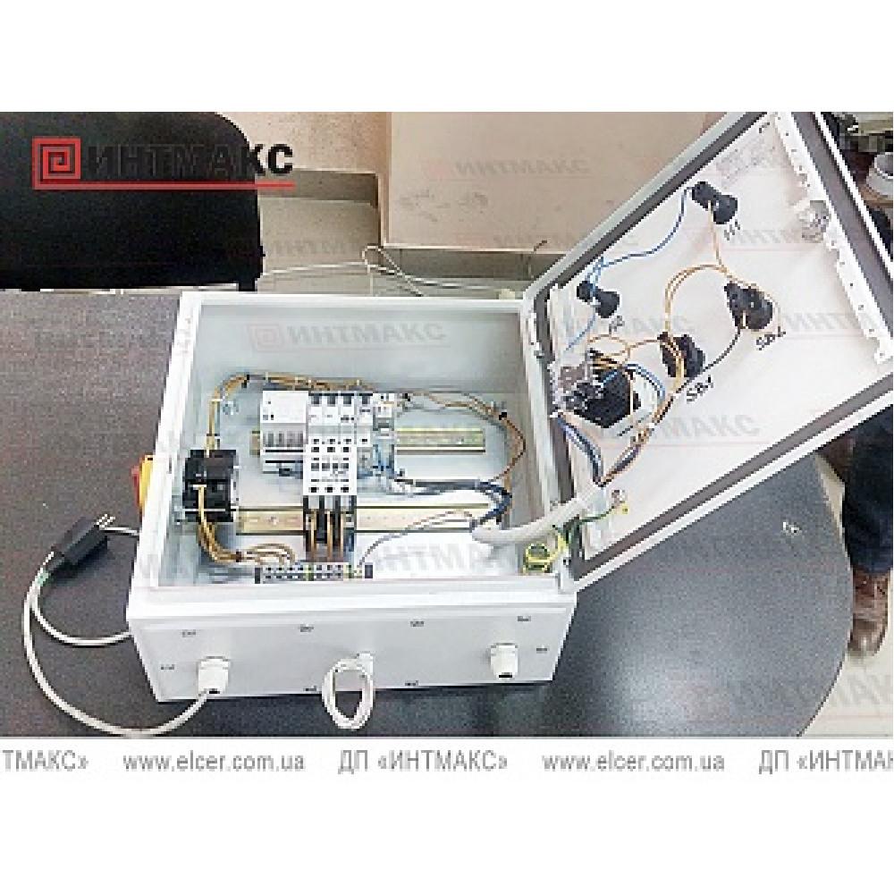 Шкаф управления нагревателями