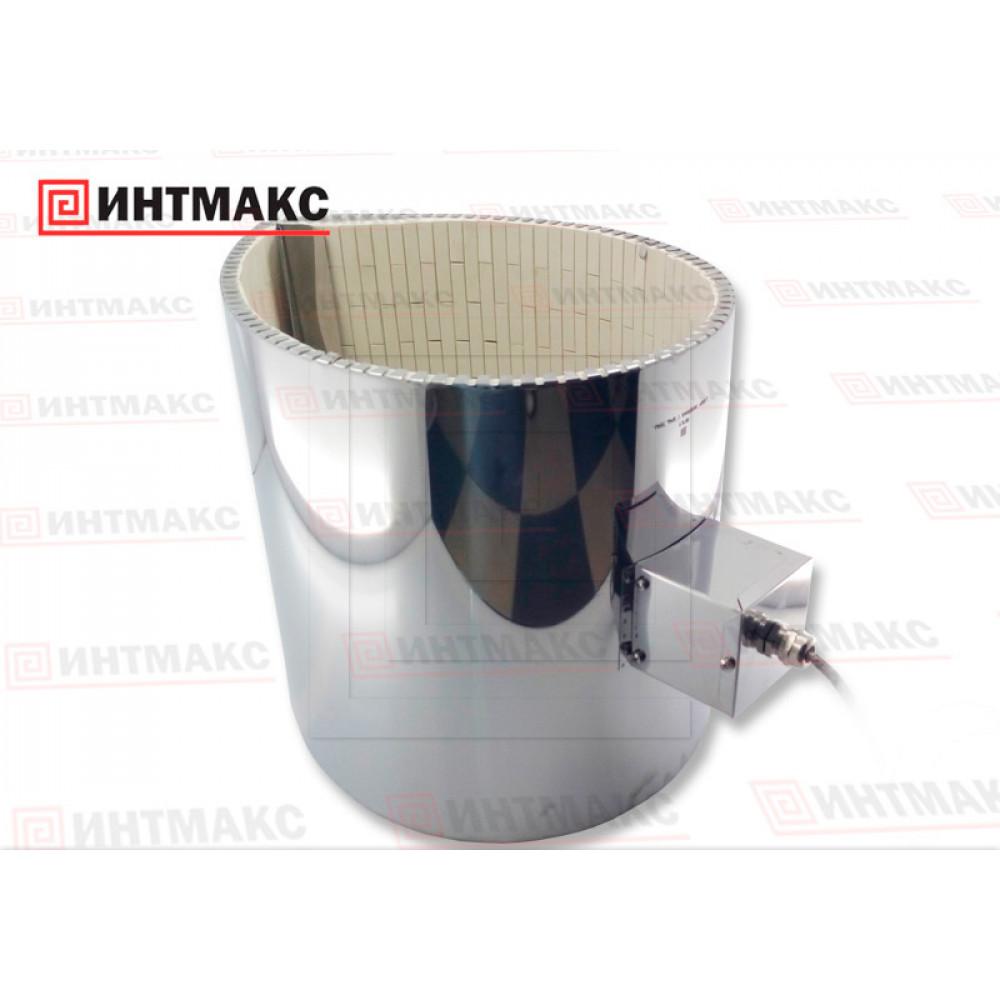 Керамические кольцевые нагреватели ЭНКк