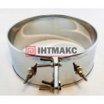 Металлические кольцевые нагреватели(миканит)