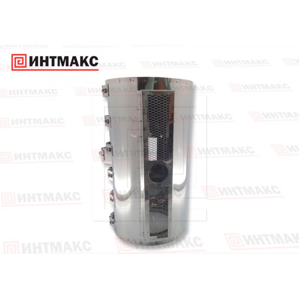 Металлические кольцевые нагреватели с охлаждением