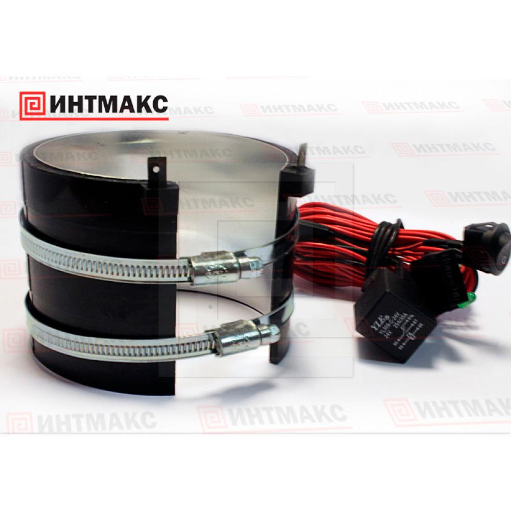 Бандажні підігрівачі паливного фільтра серії ПБ- 100