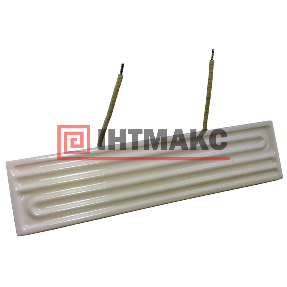 Плоские керамические инфракрасные излучатели ECP-1, длина 245, мощность 100