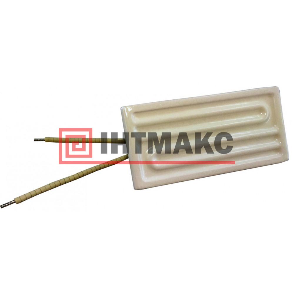 Плоские керамические инфракрасные излучатели ECP-2 длина  122, мощность 450