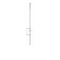 Датчик, который можно многократно изгибать. Радиус изгиба 10 мм (мин). В защитном исполнении