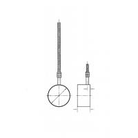 Датчик с втулкой цилиндрической